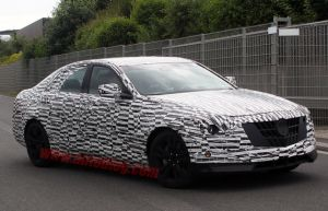 2014 Caddy CTS Caught Testing At The &#8216;Ring