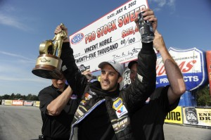 Massey, Neff, Nobile, Hines Claim NHRA Victories At Norwalk
