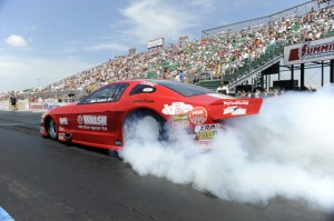 Don Walsh Jr. Scores Popular NHRA Pro Mod Win For Ford Faithful