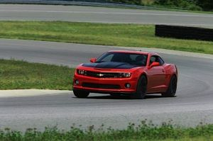 Video: 1LE Camaro Laps VIR in Under Three Minutes!