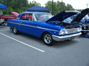14. All original '64 Fairlane