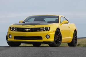 2013 Camaro News: Details On Navigation, More Camaro 1LE Info