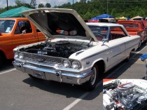 20. '63 Galaxie 500XL SportsRoof