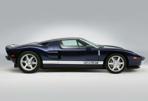 Rare 2005 Ford GT Stolen Under Suspicious Circumstances