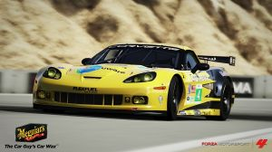 Meguiar's Car Pack for Forza 4 Features Corvette Racing ZR1