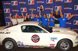 Ford Still Undefeated! Butner Wins Closest-Ever ADRL SuperCar Final