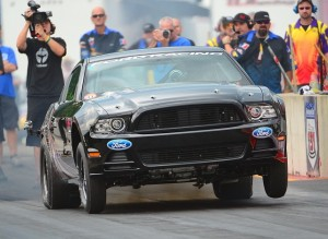 Video: 2013 Cobra Jet Mustang Makes Historic First Pass At U.S. 131