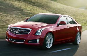 "Cadillac Already Considering Coupe, ""V"" Variants Of ATS"