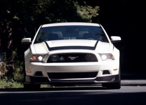 Video: Vaughn Gittin Jr. Introduces 2013 Mustang RTR