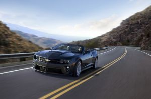 2013 Camaro ZL1 'Vert and Road Race 1LE Package Pricing Announced