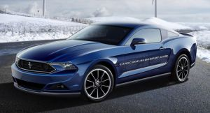 Coolest 2015 Mustang Concept Yet?