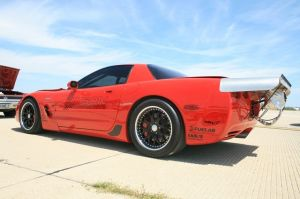 Video: 2,200+ HP Corvette C5 Takes on the Ohio Mile