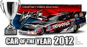 Win A Free Courtney Force Traxxas R/C Funny Car From Weld Racing