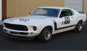 eBay Find of the Day: '69 Boss Trans-Am Mustang With Lots Of History