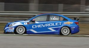 As European Sales Slow, Chevy Pulls Out Of WTCC