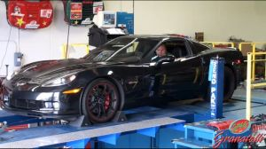 Video: Granatelli Adds 52 RWHP to a Z06 Without Breaking a Sweat