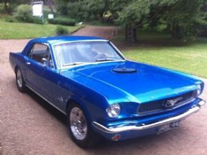 Custom Classic '66 Mustang Stolen From Aussie Garage