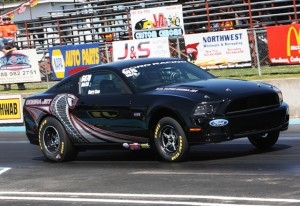'13 Cobra Jet Earns Best Engineered Award In Debut At Woodburn