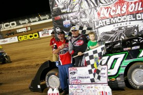 Owens Wins CMH Diamond Nationals at Lucas Oil Speedway