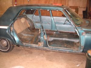 Converting A Four Door Mopar To Two Doors