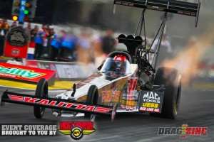 Intriguing Top Fuel Dragster Tech Video From Popular Mechanics