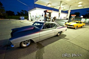 Unlimited Class Drag Week Racers Gear On The Streets Of Chicago