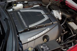 Lingenfelter and Edelbrock Push LS2 Corvette Power to ZR1 Levels
