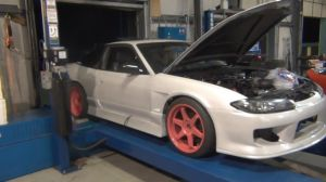 Video: LS1 240SX Screams to 422 RWHP on the Dyno