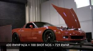Video: Livernois Motorsports&#8217; Stage 3 Z06 Runs In The Mid-9s