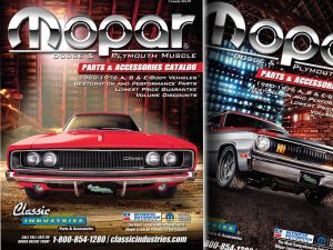 Classic Industries Backs MOPAR Enthusiasts With 560 Page Catalog