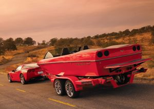 Summer Flashback: Malibu Boats 2008 Corvette Limited Edition Sport-V