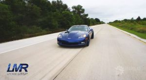 "Video: LMR Does It Again With Their ""Punisher"" C6"