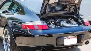 Swap Insanity: LS7-Powered Porsche 911 Packs a Punch