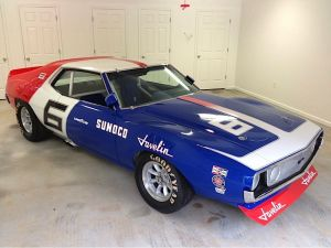 eBay Find Of The Day: '71 Javelin AMX Trans Am Tribute Car