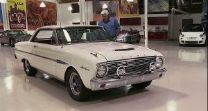 Video: Jay Leno's Garage Features A '63 Ford Falcon Sprint