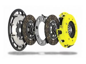 ACT Releases SFI-Approved Twin-Disc Clutch Kits For 2007-2009 GT500