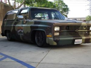 eBay Find of the Day: Chevy C10 Blazer On Corvette Chassis