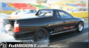 "Video: Twin-Turbo LS2 Aussie ""El Camino"" Runs In The 8′s"