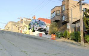 Video: Ken Block's Gymkhana 5 Finally Lands