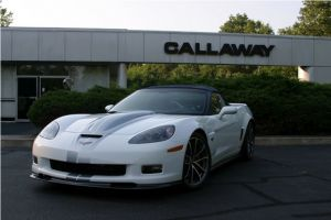 Callaway Completes First Supercharged 427 Convertible Build