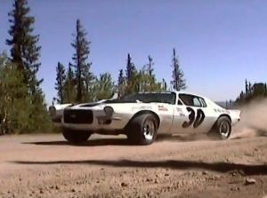 Video: Cameraman Has Close Call With Camaro On Pikes Peak