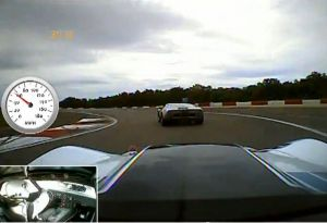 Video: 1973 Corvette Chases Down GT40