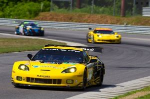 Corvette Racing Takes Two Podium Positions in 4th Round of the ALMS