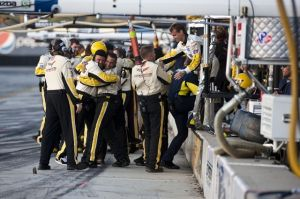Video: Corvette Racing Demonstrates the Effect of a Good Pit Stop