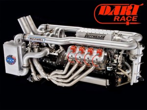 Dart Engine Powers World's Fastest Piston Engine Car