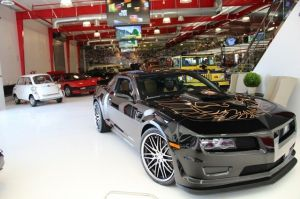 eBay Find of the Day: Modern Trans Am Remake with Military Tribute