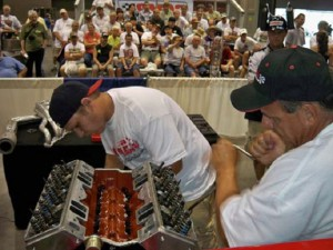 Comp Cams Brings Back Engine Building Duel