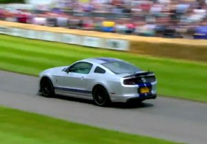 Video: 2013 Shelby GT500/Focus ST At Goodwood Festival of Speed