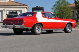 eBay Find of the Day: Starsky & Hutch Remake '74 Torino Hero Car