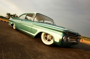 eBay Find of the Day: Sleek And Beautiful '59 Custom Impala